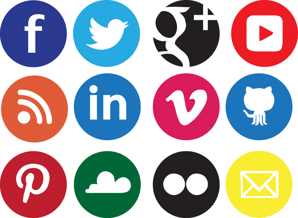 Social Networks & Sharing Icons Under GPL License
