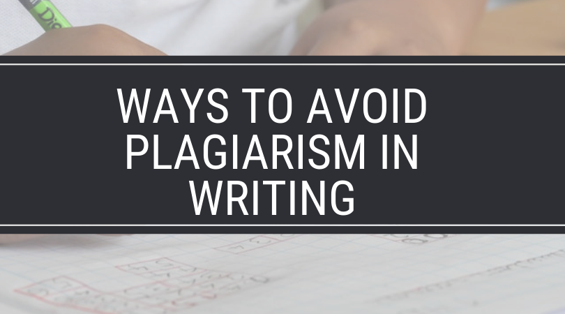What's Plagiarism and How to Prevent It On Your Essay?