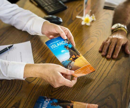 Factors to Consider for Effective Brochure Printing